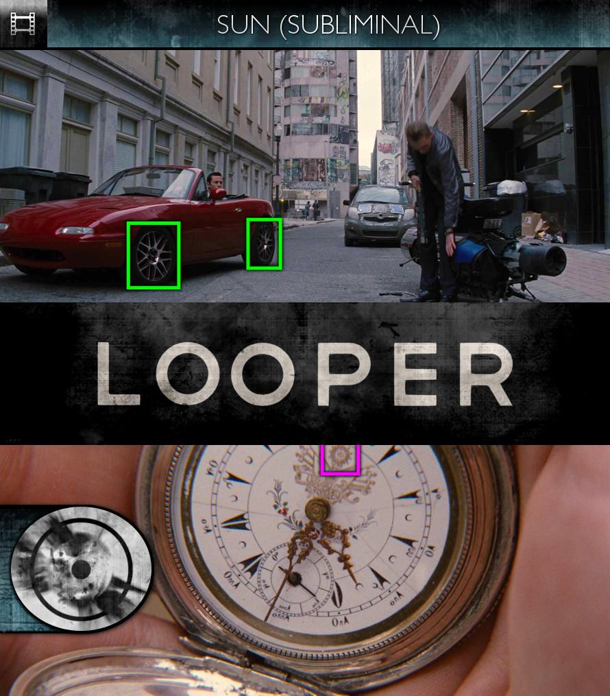 Looper (2012) - Sun/Solar - Subliminal