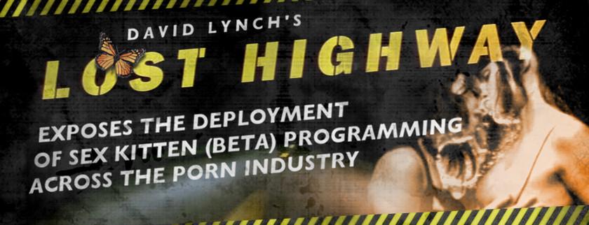 """Lost Highway (1997) - """" Sex Kitten"""" Beta Programming - Porn Industry"""