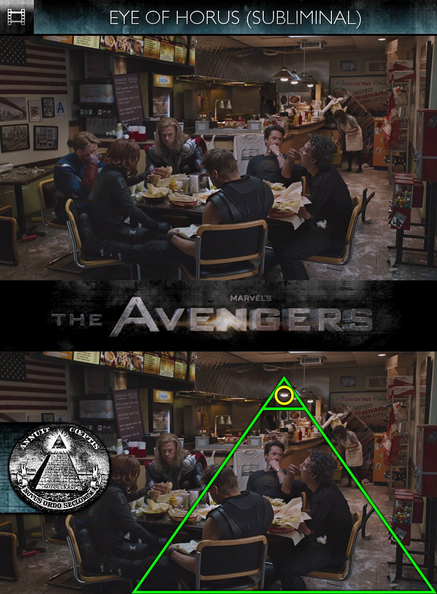 The Avengers (2012) - Eye of Horus - Subliminal