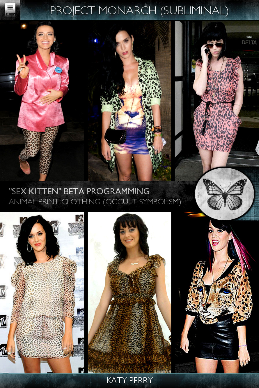 Project Monarch - Sex Kitten (Beta Programming) - Singers - Katy Perry