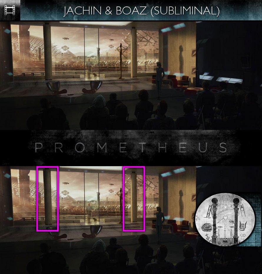 Prometheus (2012) - Jachin & Boaz - Subliminal