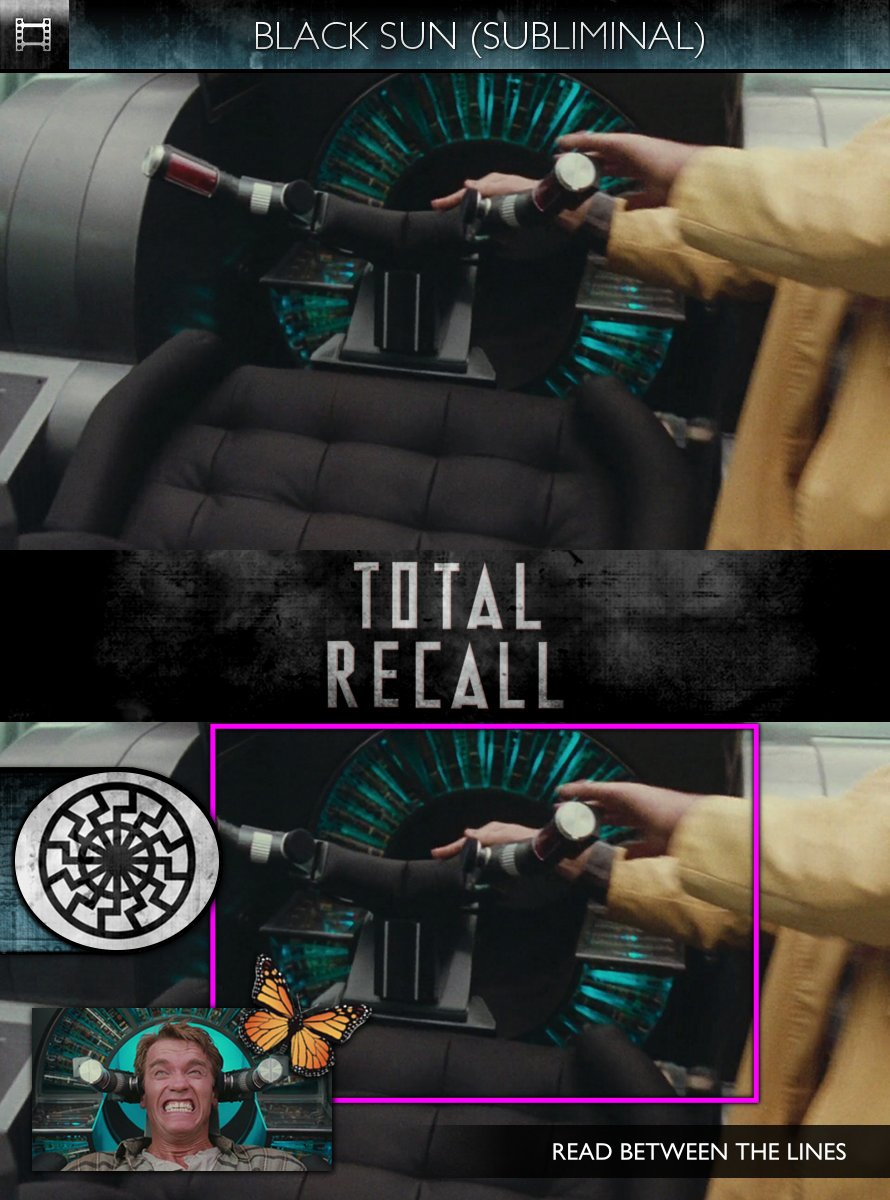 Total Recall (1990) - Black Sun - Subliminal