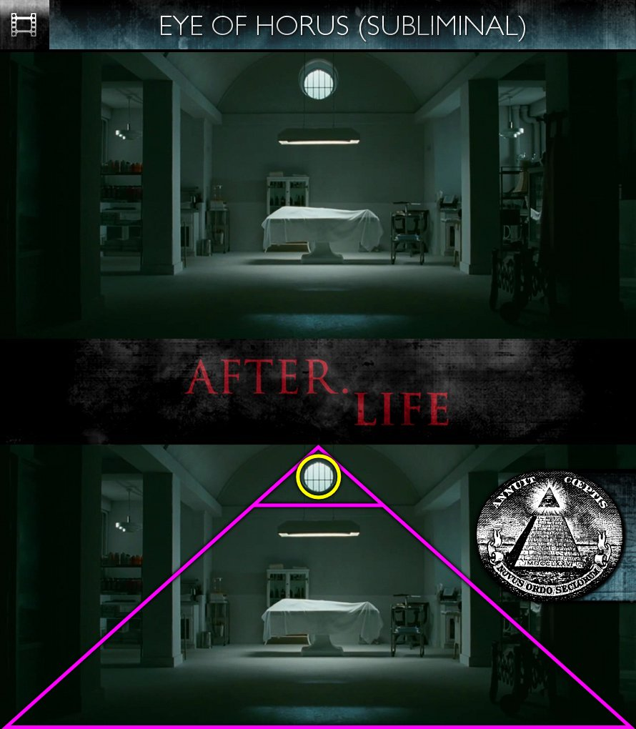 After.Life (2010) - Eye of Horus - Subliminal