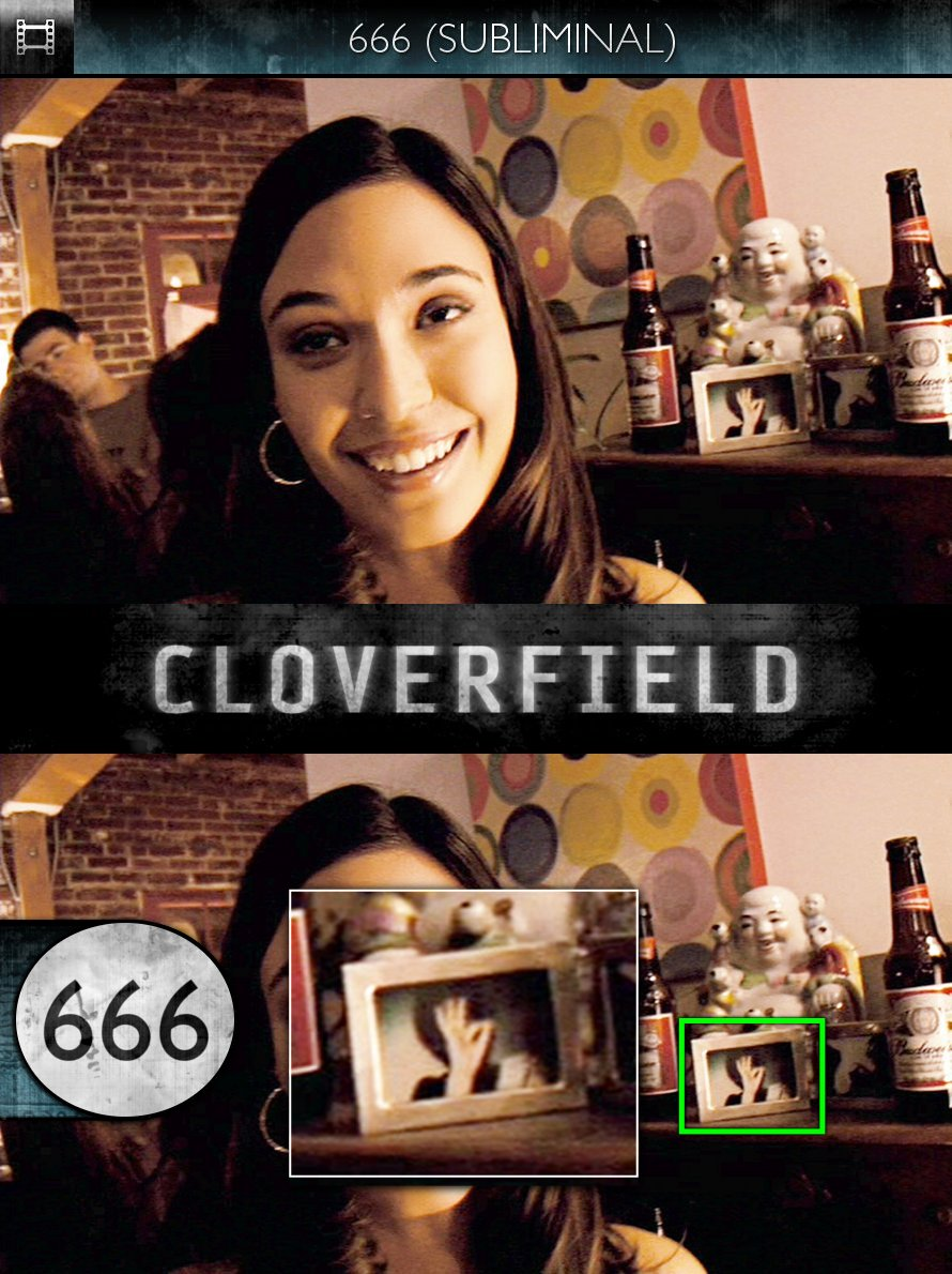 Cloverfield (2008) - 666 - Subliminal