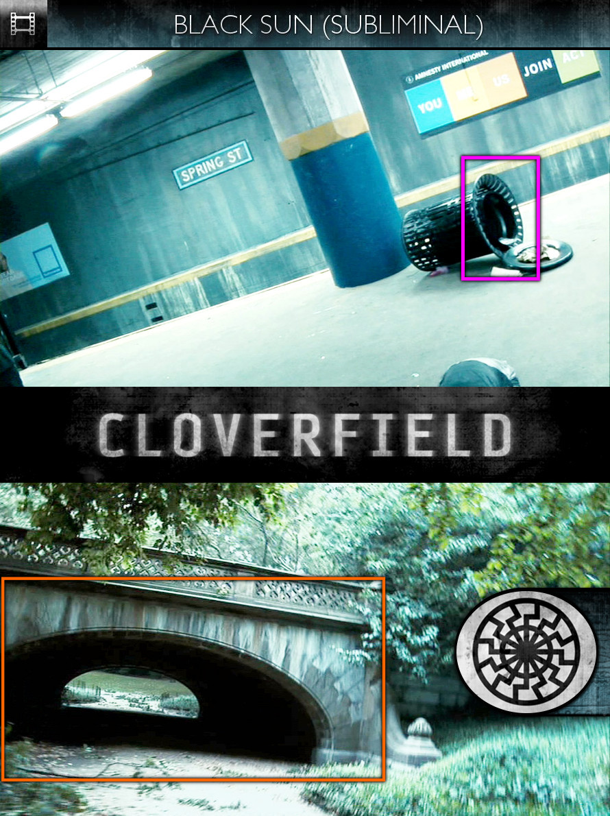 Cloverfield (2008) - Black Sun - Subliminal