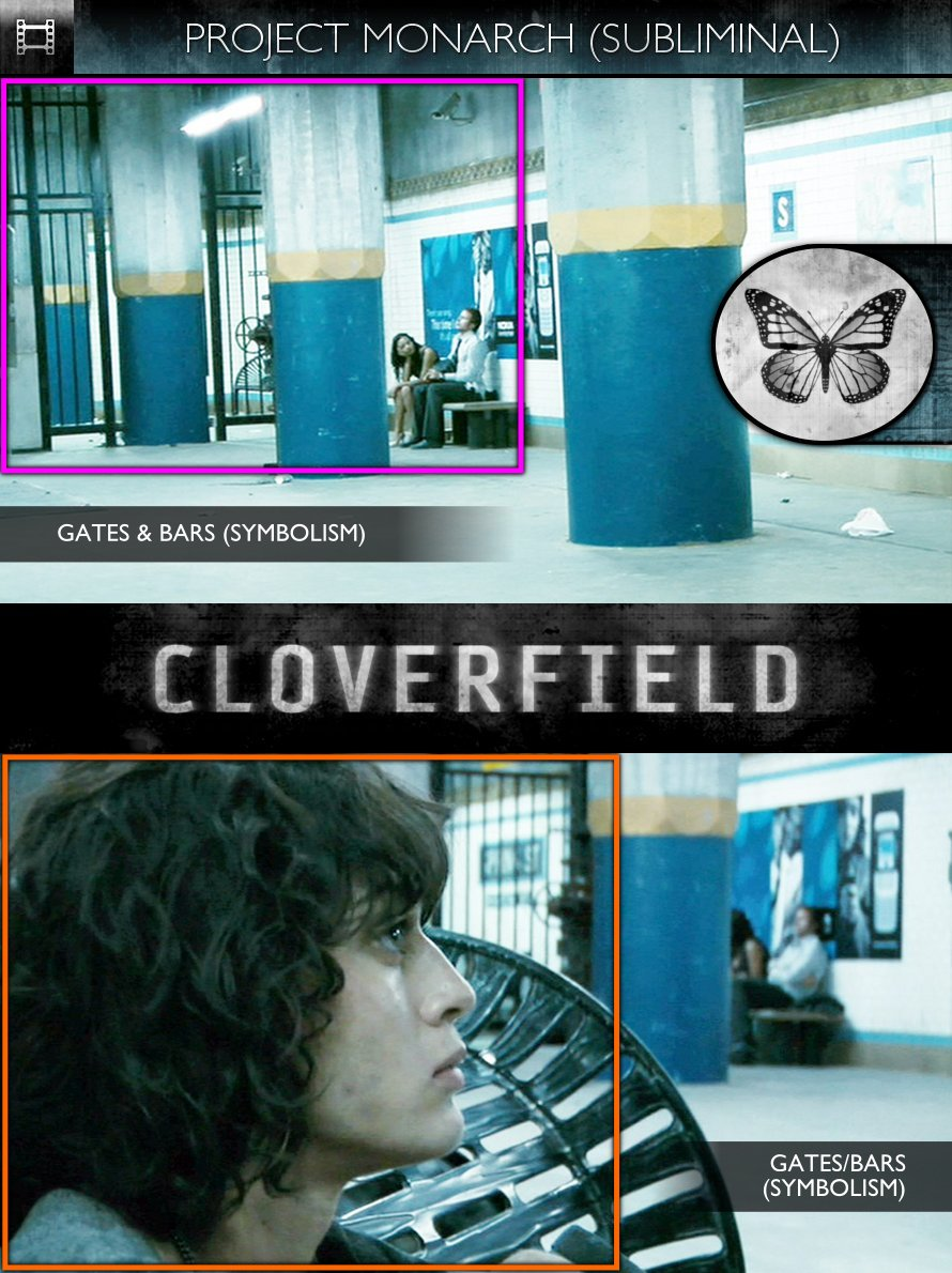 Cloverfield (2008) - Project Monarch - Subliminal