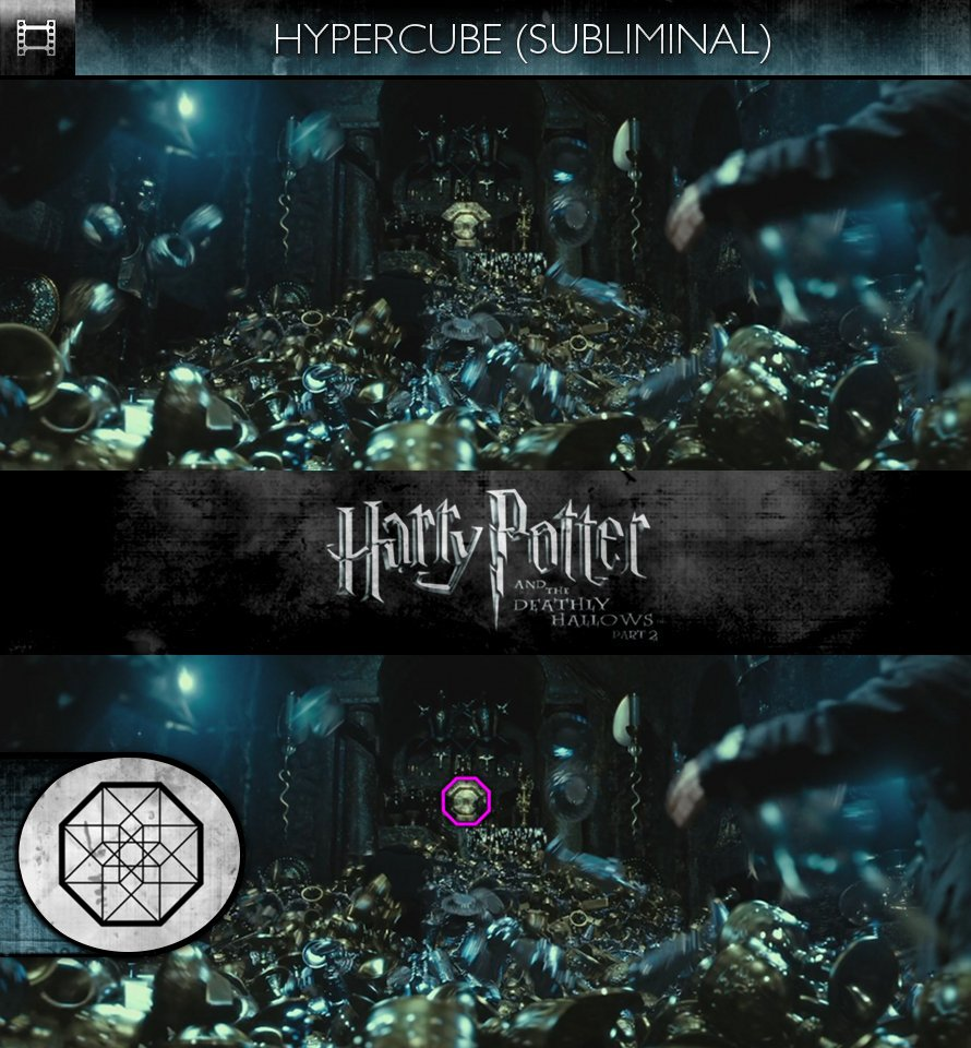 Harry Potter and the Deathly Hallows, Part 2 (2011) - Hypercube - Subliminal
