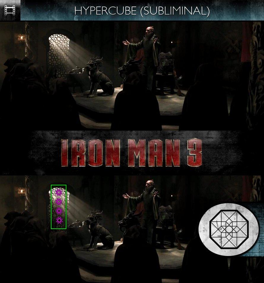 Iron Man 3 (2013) - Trailer - Hypercube - Subliminal