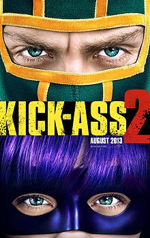 Kick-Ass 2 (2013) - Poster