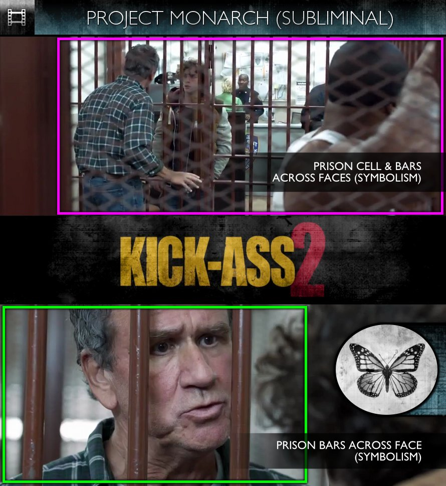 Kick-Ass 2 (2013) - Trailer - Project Monarch - Subliminal