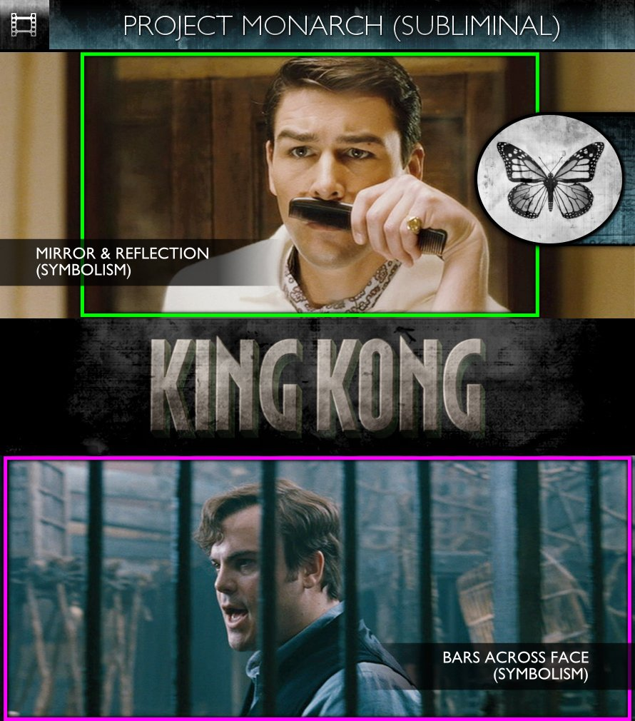 King Kong (2005) - Project Monarch - Subliminal