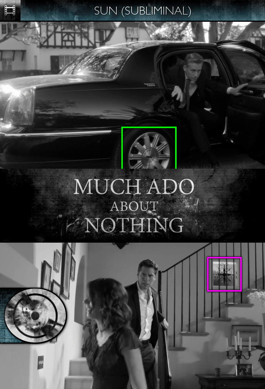 Much Ado About Nothing (2013) - Sun/Solar - Subliminal