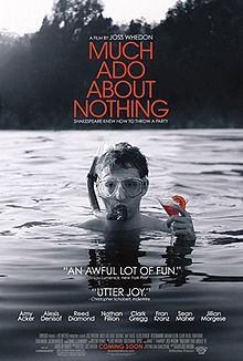 Much Ado About Nothing - Final Poster