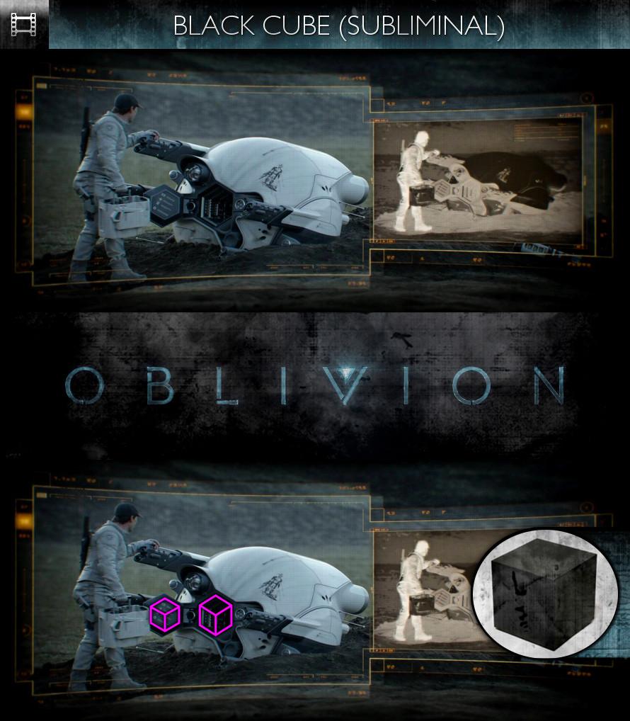 Oblivion (2013) - Black Cube - Subliminal