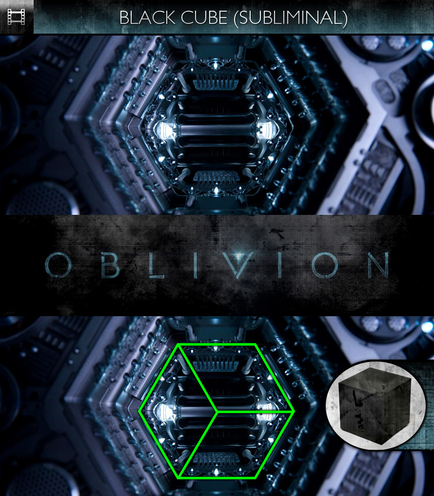 Oblivion (2013) - Black Cube - Subliminal