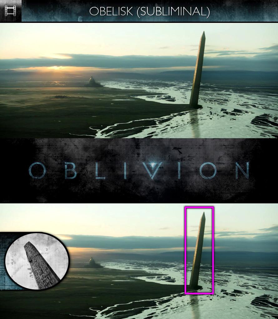 Oblivion (2013) - Obelisk - Subliminal
