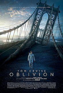 Oblivion (2013) - Poster