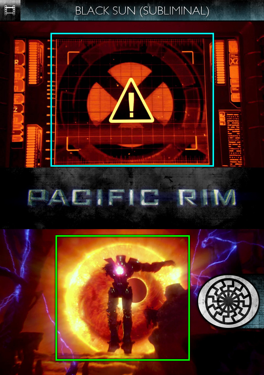 Pacific Rim (2013) - Black Sun - Subliminal
