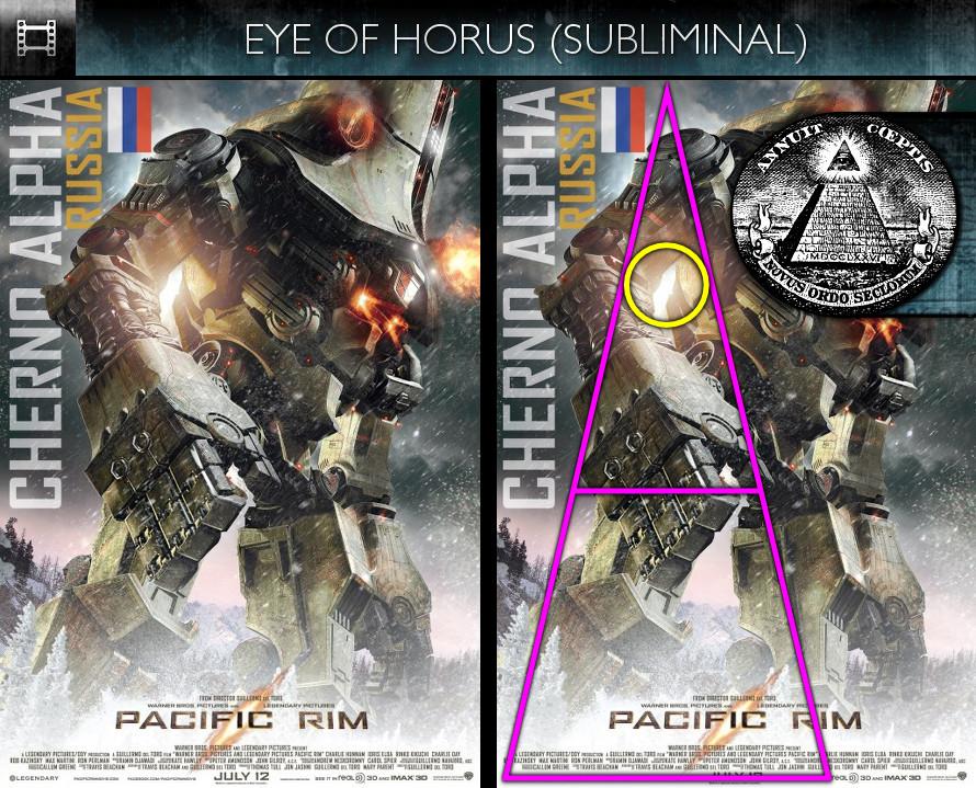 Pacific Rim (2013) - Poster-EOH6