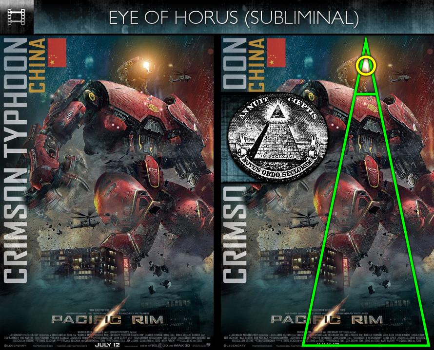 Pacific Rim (2013) - Poster-EOH7