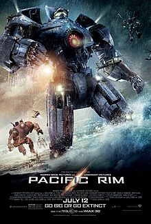 Pacific Rim - Final Poster
