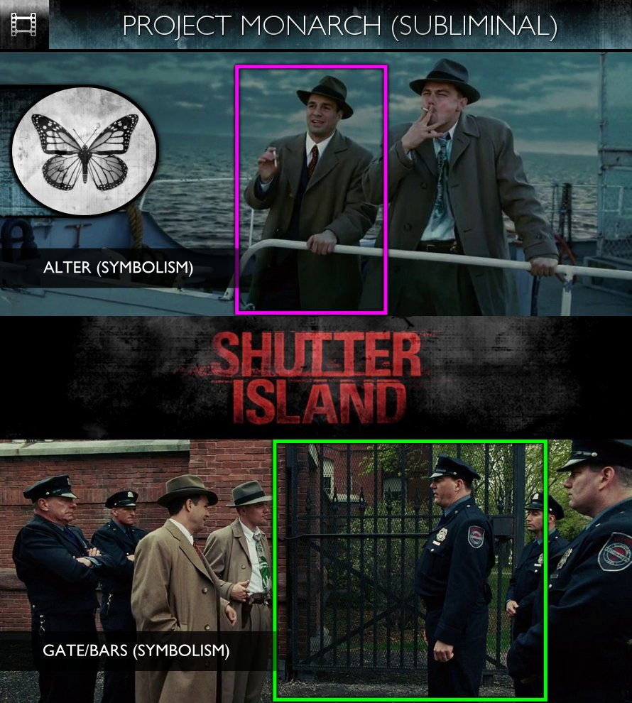 symbolism in shutter island For some of you, fire and water in shutter island might be painfully obvious symbols/ motifs, but you may be surprised to learn that a massive portion of film fans.