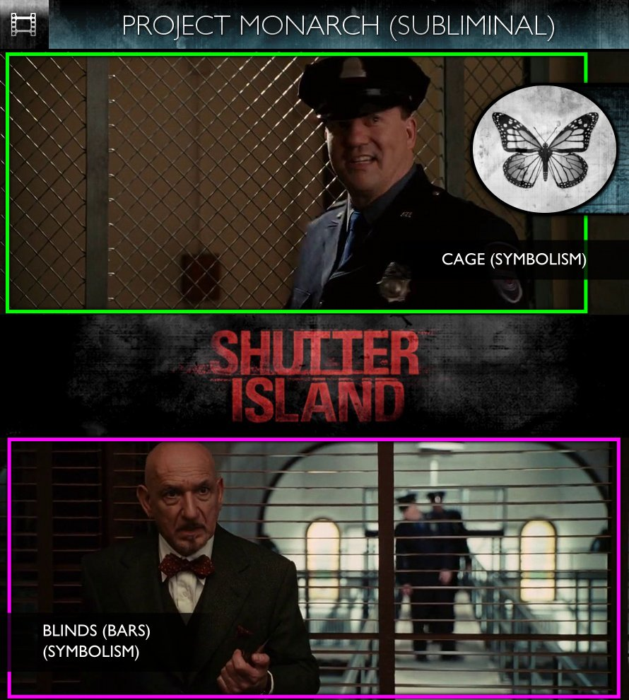 symbolism in shutter island Shutter island martin scorsese has directed more than 20 feature films in a career spanning 50 years he has been the most influential english language filmmaker after the great stanley.