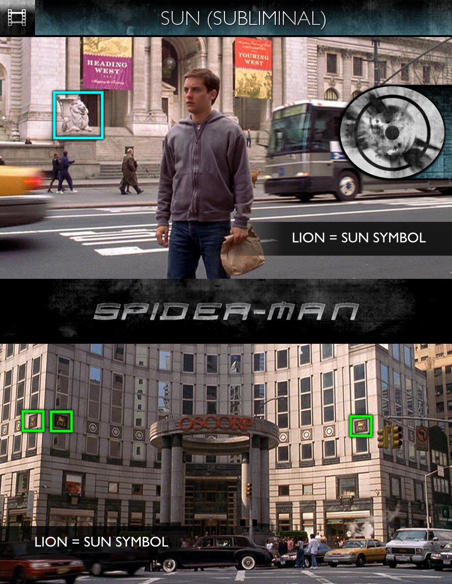 Spider-Man (2002) - Sun/Solar - Subliminal