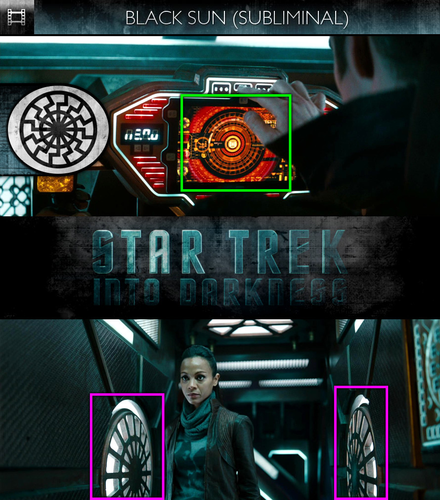 Star Trek Into Darkness (2013) - Black Sun - Subliminal