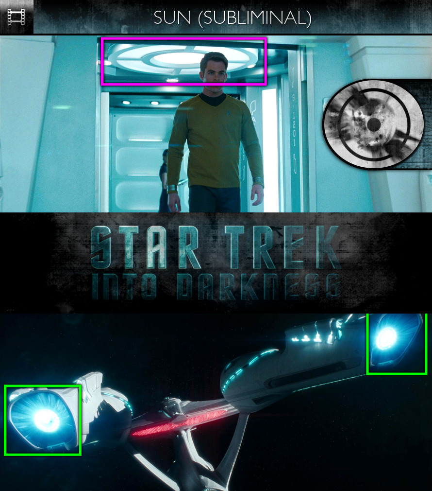 Star Trek Into Darkness (2013) - Sun/Solar - Subliminal