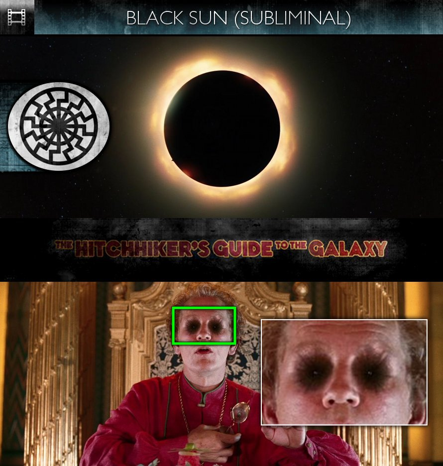 The Hitchhiker's Guide To The Galaxy (2005) - Black Sun - Subliminal
