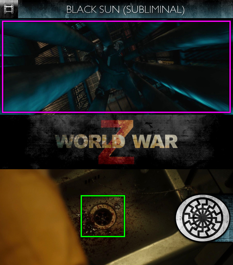 World War Z (2013) - Black Sun - Subliminal