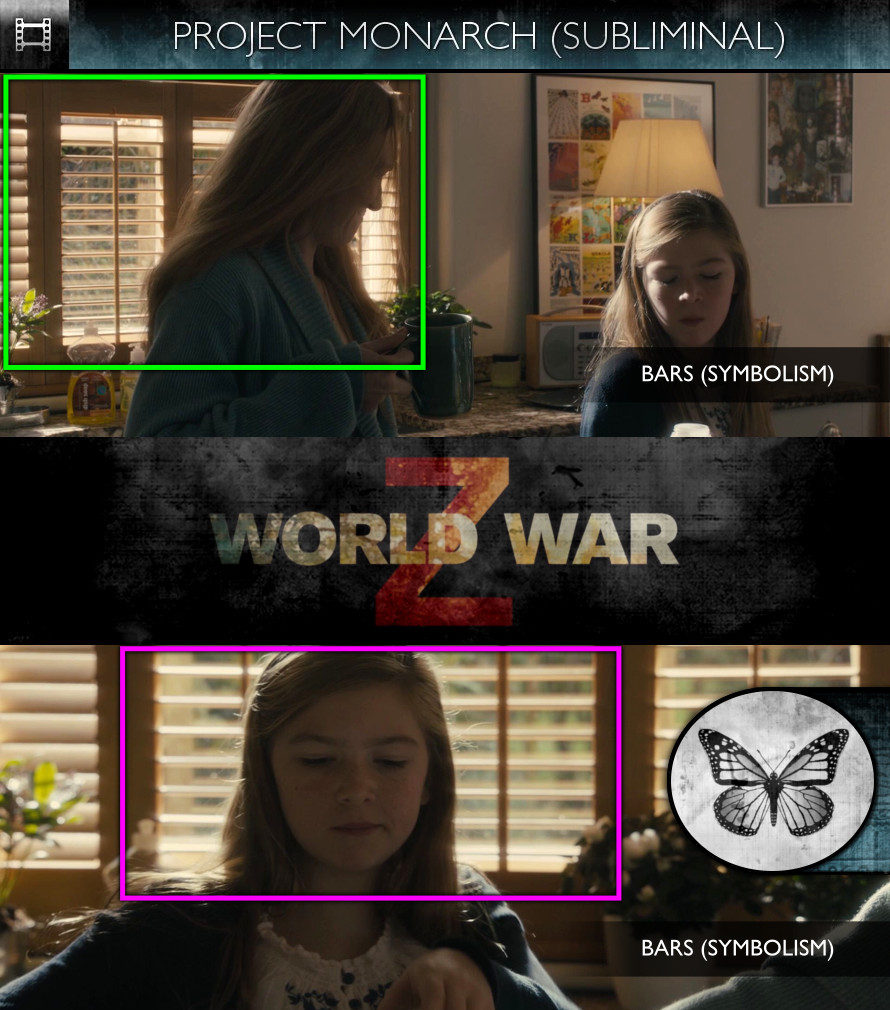 World War Z (2013) - Project Monarch - Subliminal