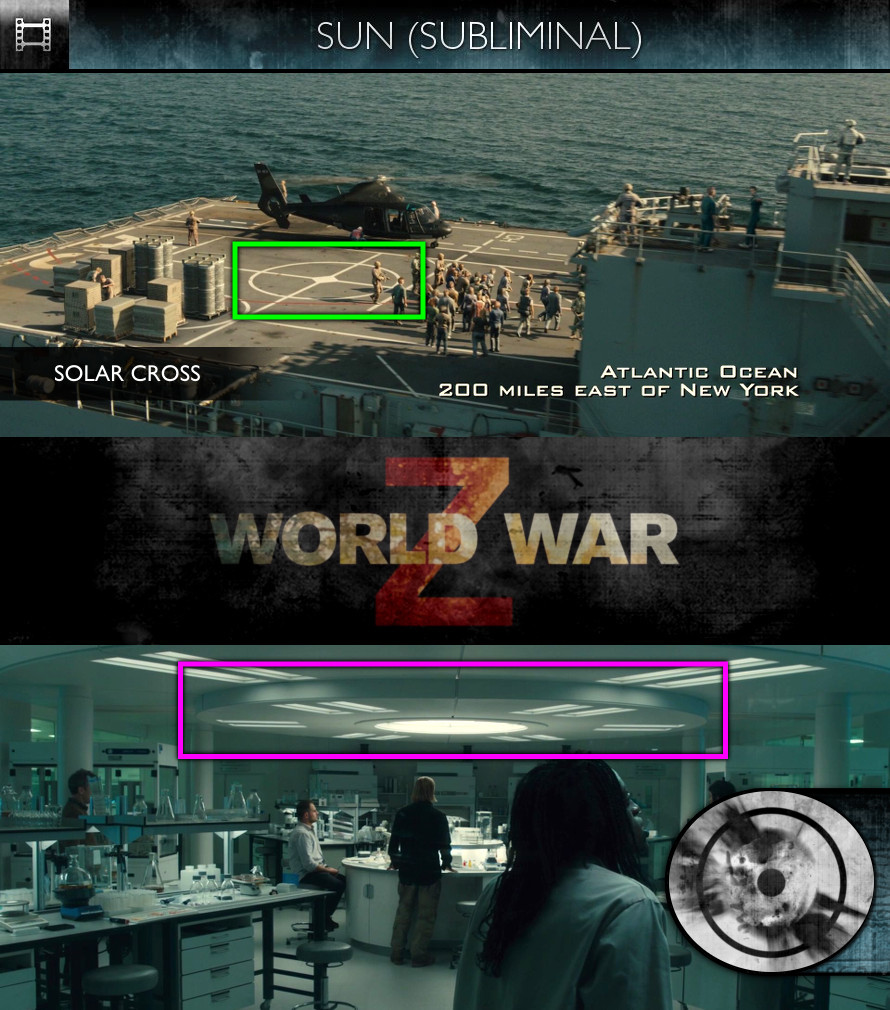 World War Z (2013) - Sun/Solar - Subliminal