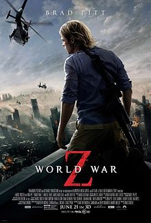 World War Z - Final Poster