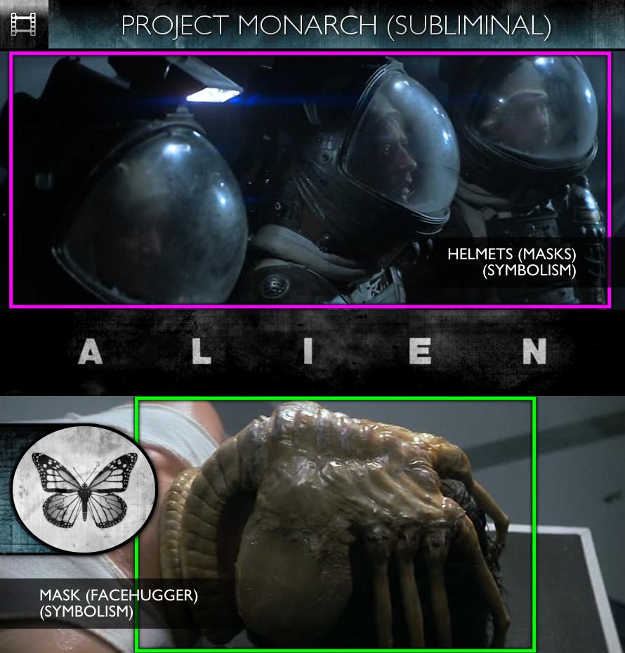 Alien (1979) - Project Monarch - Subliminal
