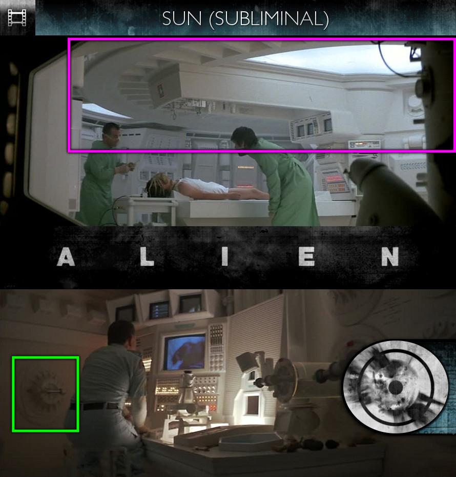 Alien (1979) - Sun/Solar - Subliminal