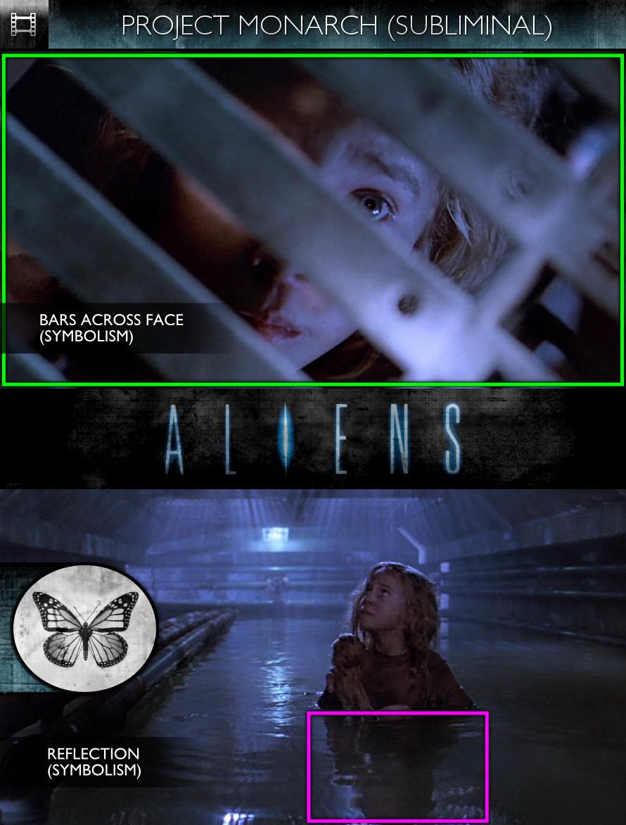 Aliens (1986) - Project Monarch - Subliminal