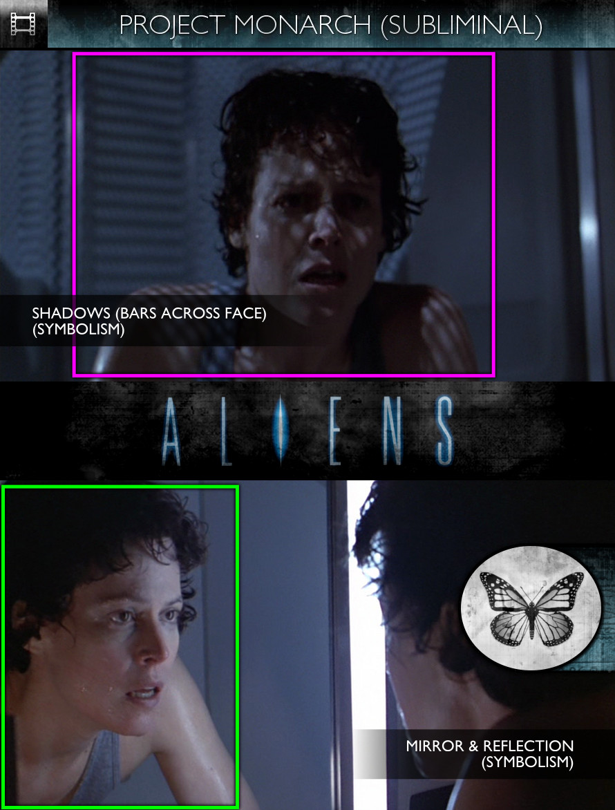 Aliens (1986) - Project Monarch - Subliminal