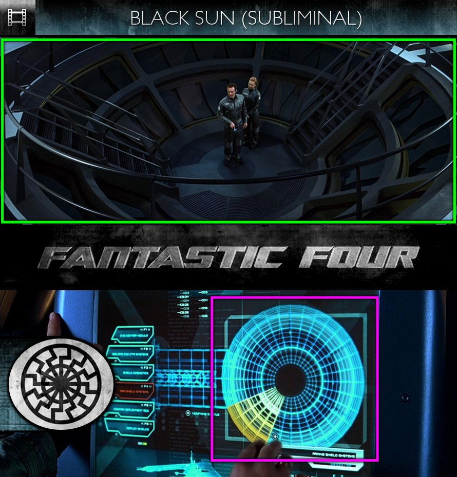 Fantastic Four (2005) - Black Sun - Subliminal
