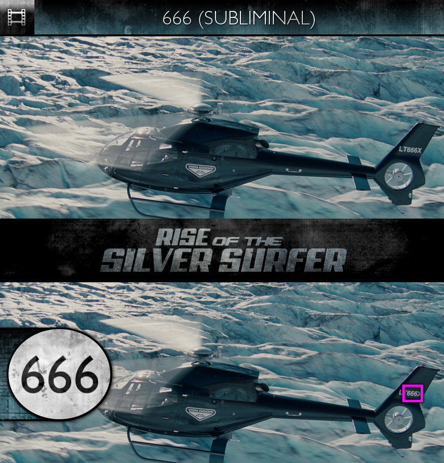 Fantastic Four: Rise of the Silver Surfer (2007) - 666 - Subliminal