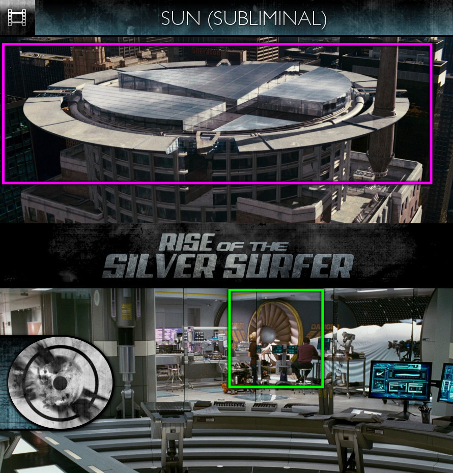 Fantastic Four: Rise of the Silver Surfer (2007) - Sun/Solar - Subliminal