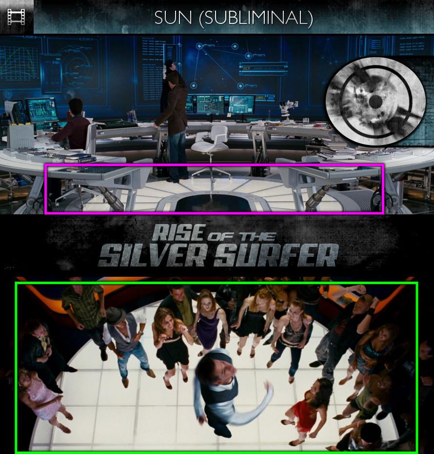 Fantastic Four: Rise of the Silver Surfer (2007) - Sun/Solar - Subliminal