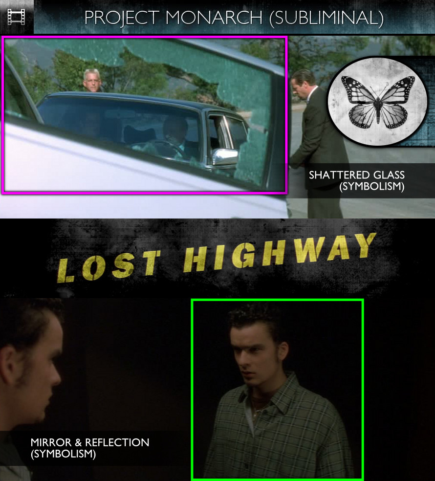 Lost Highway (1997) - Project Monarch - Subliminal