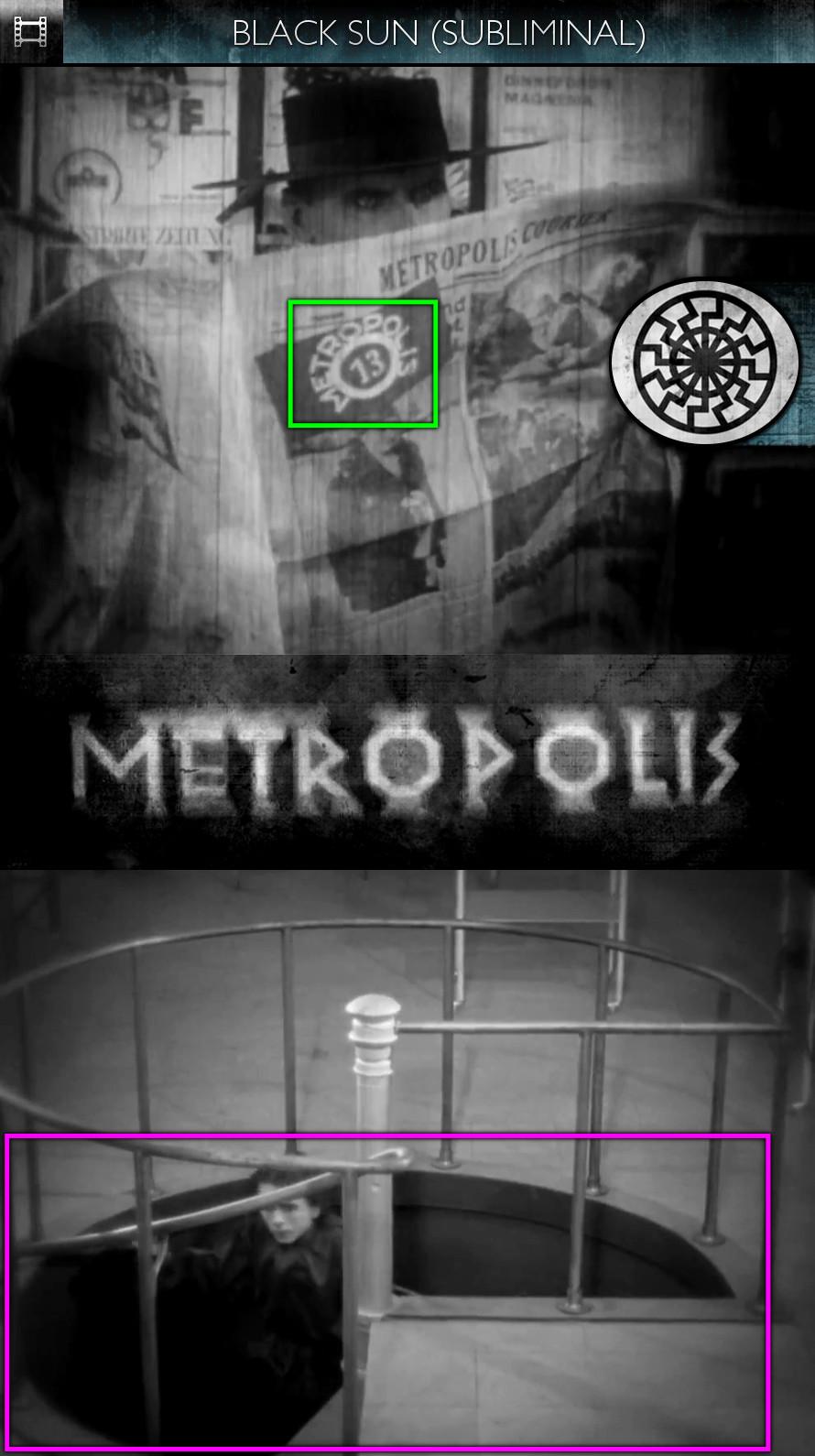 Metropolis (1927) - Black Sun - Subliminal