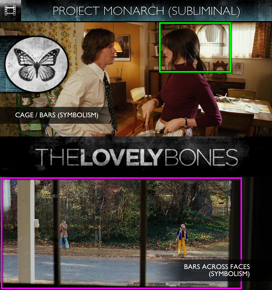 The Lovely Bones (2009) - Project Monarch - Subliminal