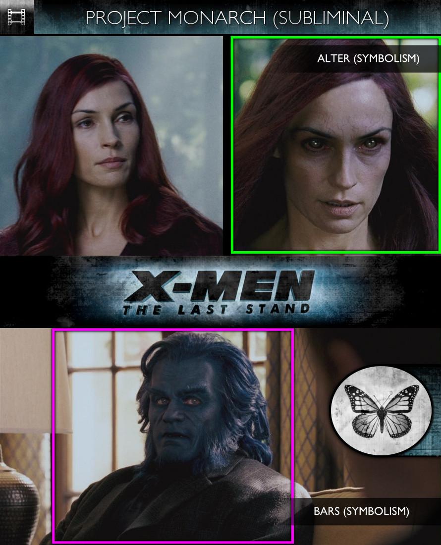 X-Men: The Last Stand (2006) - Project Monarch - Subliminal