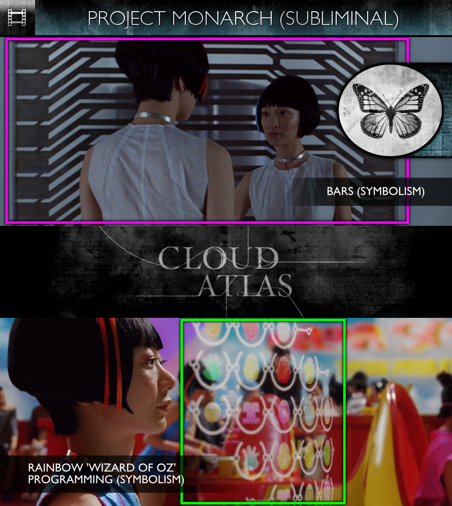 Cloud Atlas (2012) - Project Monarch - Subliminal