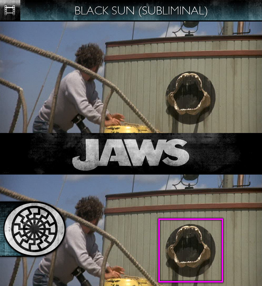 Jaws (1975) - Black Sun - Subliminal