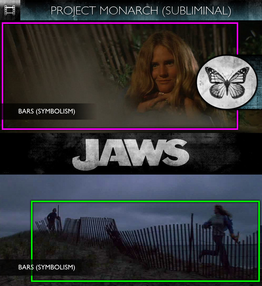 Jaws (1975) - Project Monarch - Subliminal